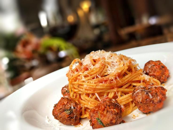Espaguete_com_polpetine